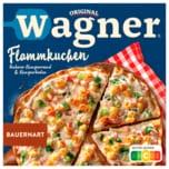 Original Wagner herzhafter Flammkuchen Bauernart Kartoffeln Rauchfleisch 320g