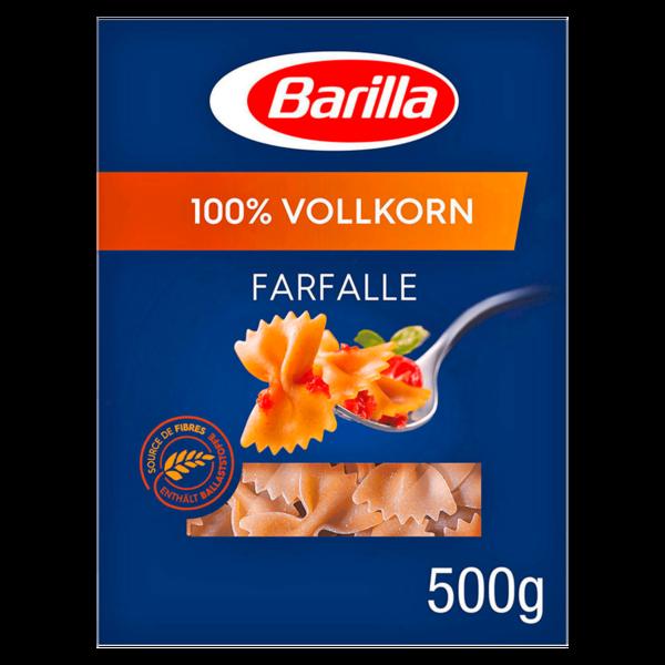 Barilla Pasta Nudeln Farfalle Vollkorn Integrale 500g