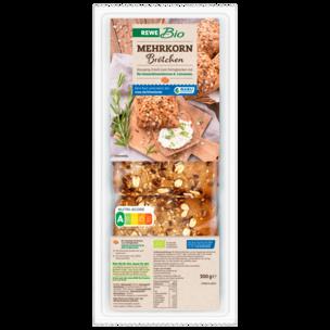 REWE Bio Mehrkorn-Brötchen 300g