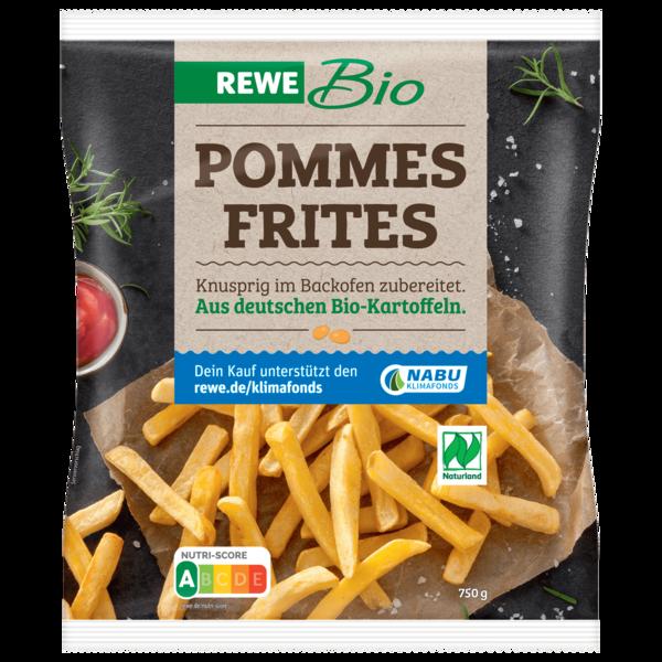 REWE Bio Pommes Frites 750g
