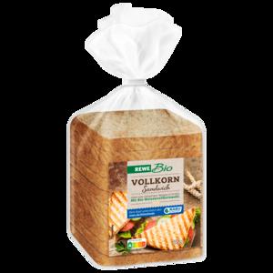 REWE Bio Weizenvollkorn-Sandwich 375g