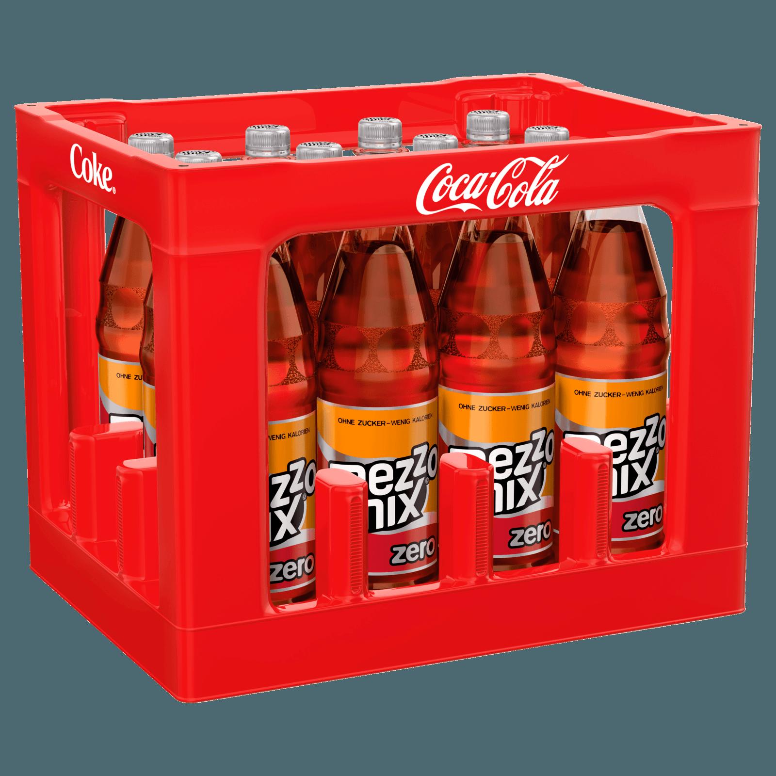 Mezzo Mix Zero 12x1l bei REWE online bestellen!