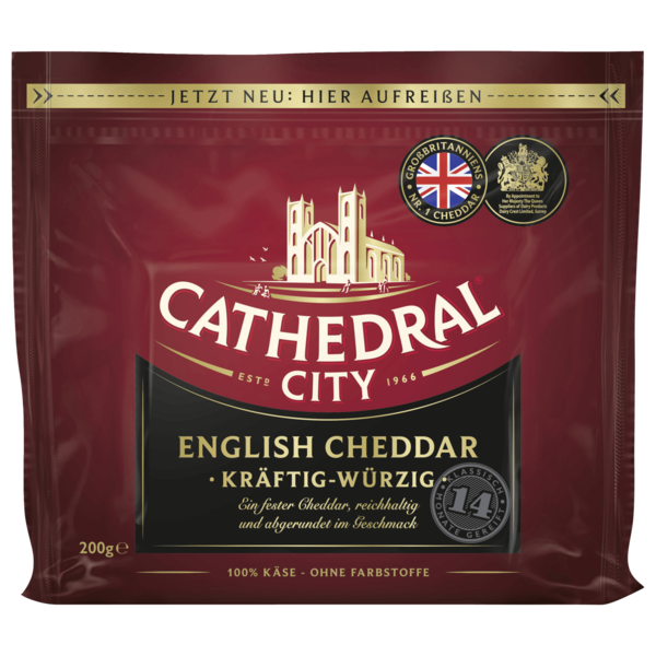 Cathedral City Cheddar Extra 200g
