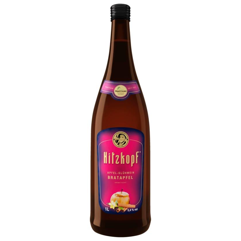 Hitzkopf Bratapfel-Glühwein 1l