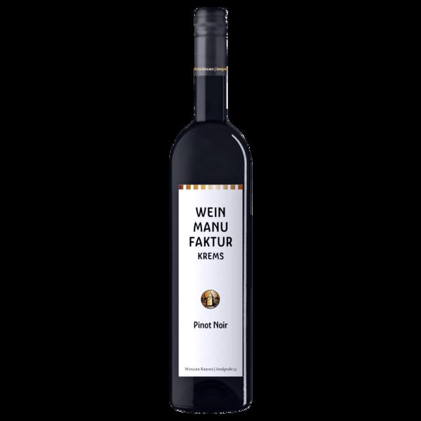 Weinmanufaktur Krems Rotwein Pinot Noir trocken 0,75l