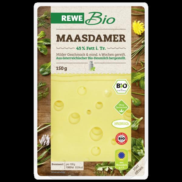 REWE Bio Maasdamer 150g