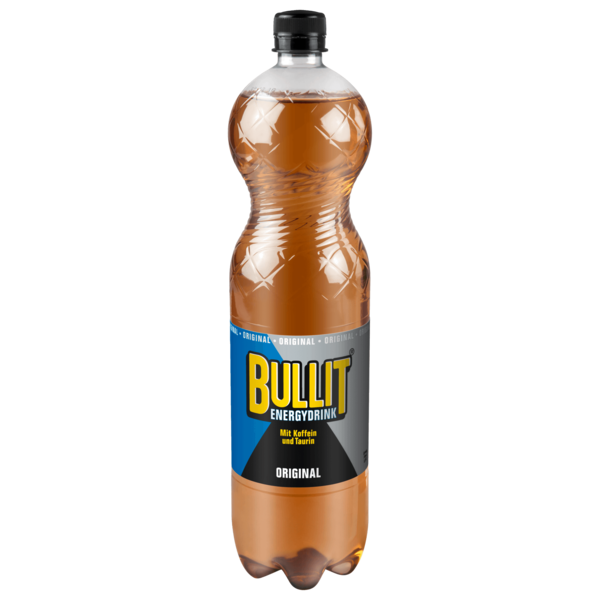 Bullit Energydrink 1,5l