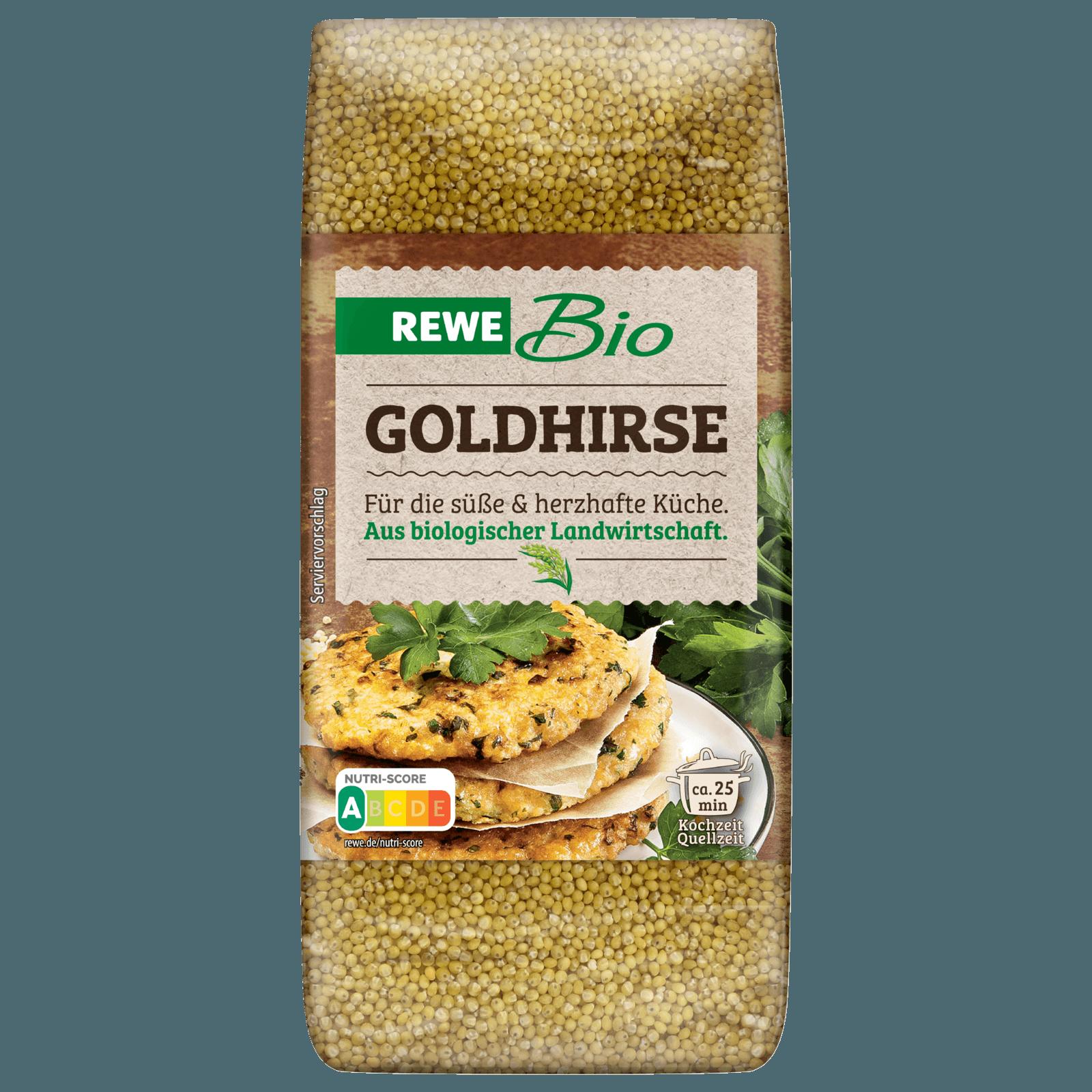REWE Bio Gold-Hirse 500g