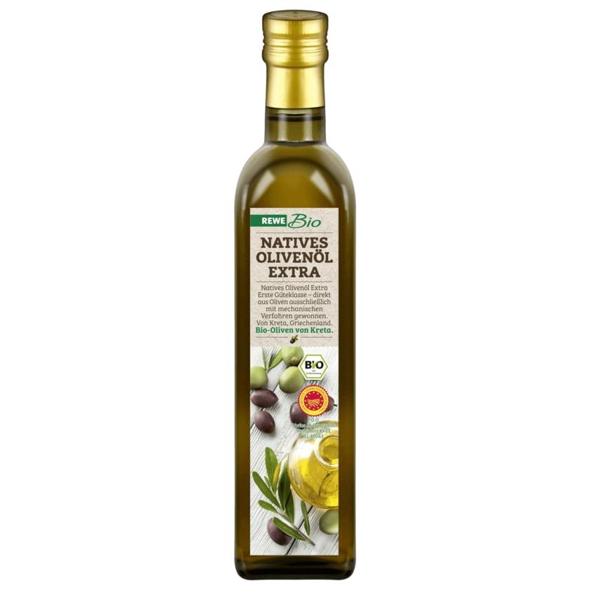 REWE Bio Natives Olivenöl extra 500ml