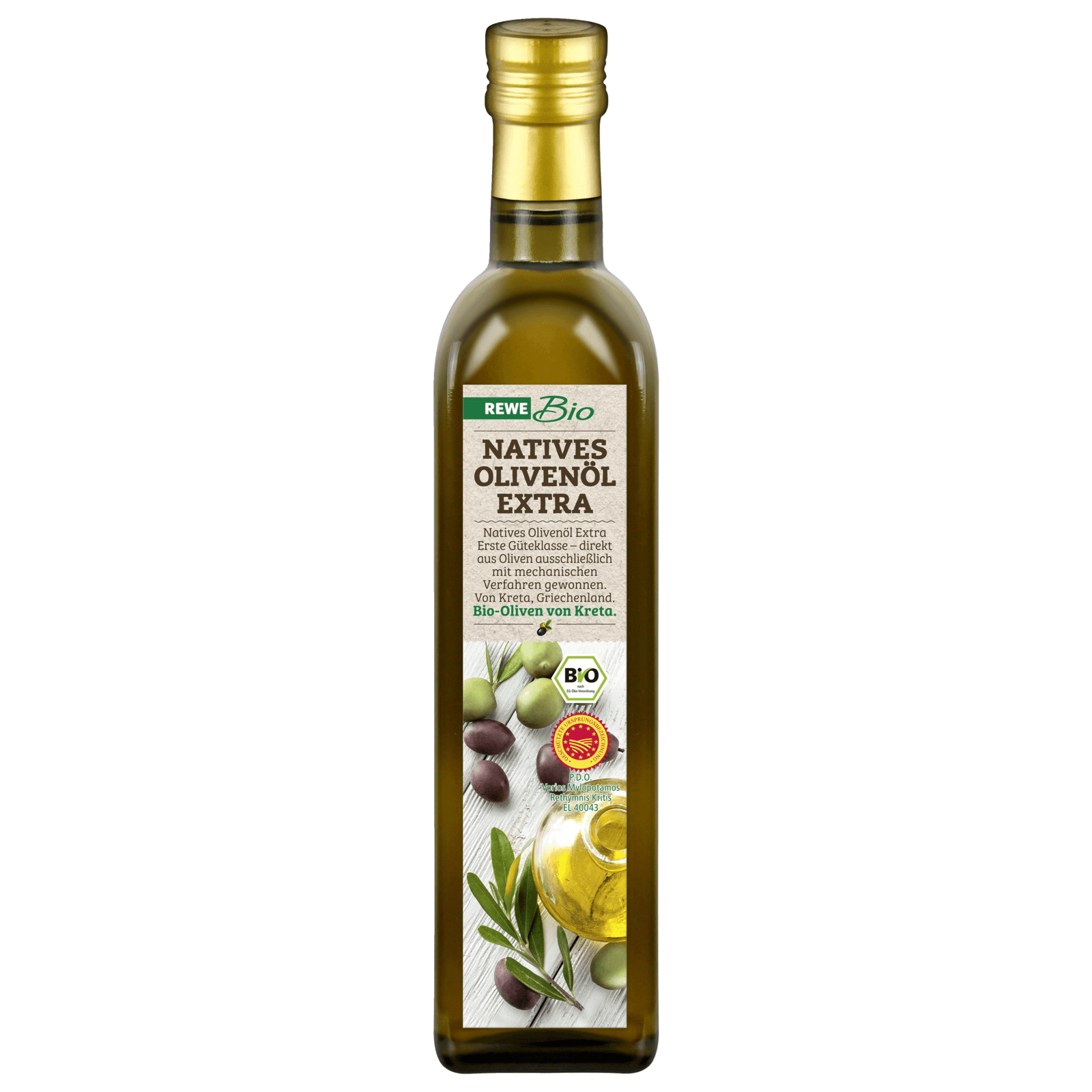REWE Bio Natives Olivenöl extra 500ml