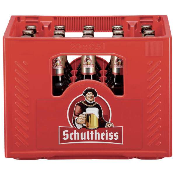 Schultheiss Pilsener 20x0,5l