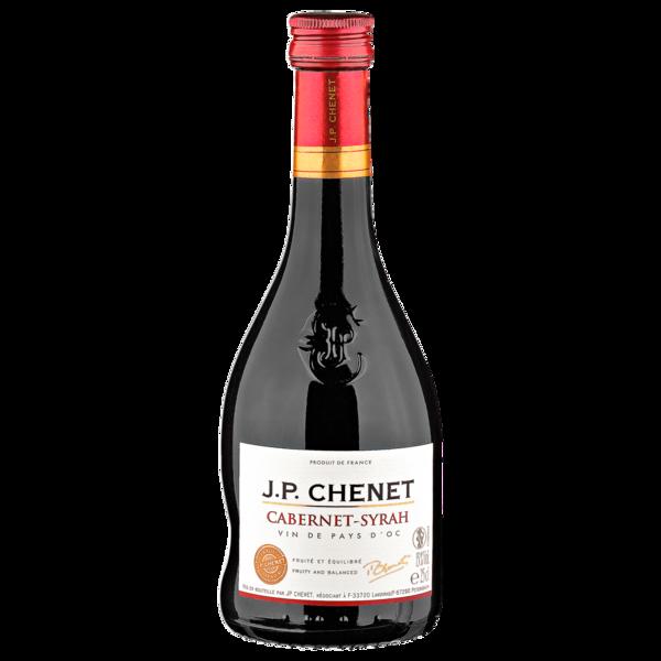 J.P. Chenet Rotwein Cabernet-Syrah Vin de Pays D'oc trocken 0,25l