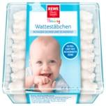 REWE Beste Wahl Baby Wattestäbchen 56 Stück