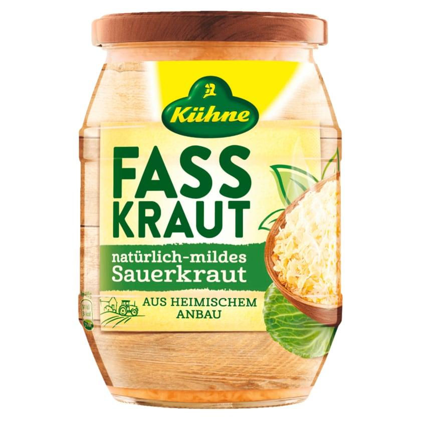 Kühne Fasskraut 680g