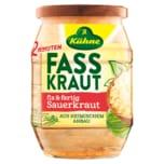 Kühne Fasskraut fix & fertig Sauerkraut 385g