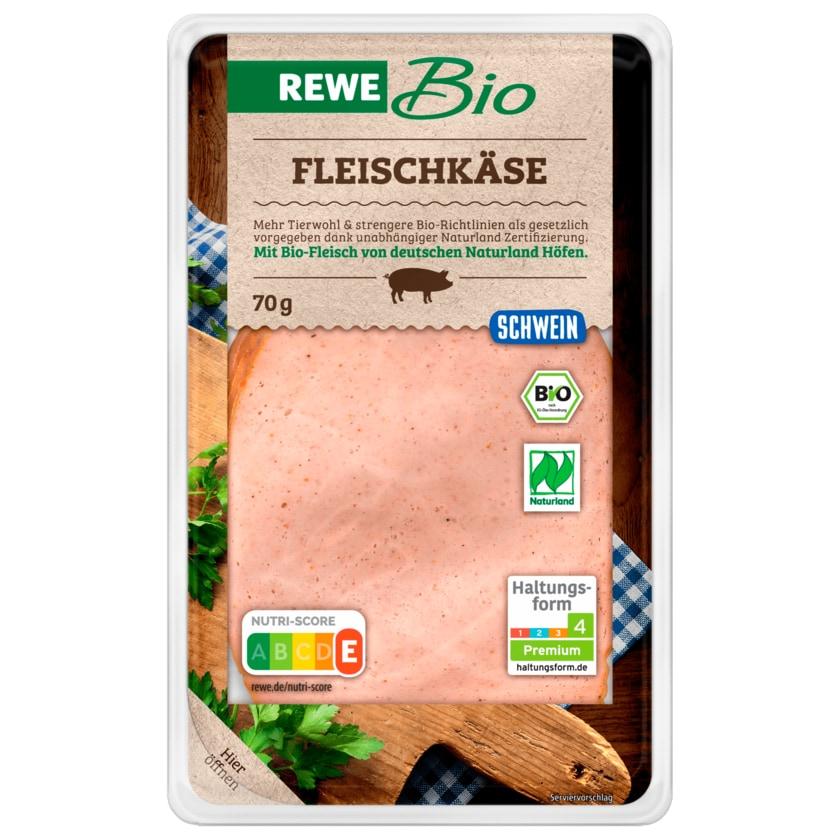 REWE Bio Fleischkäse 70g