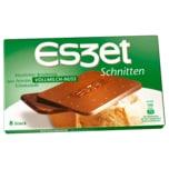 Eszet Schnitten Vollmilch-Nuss 75g