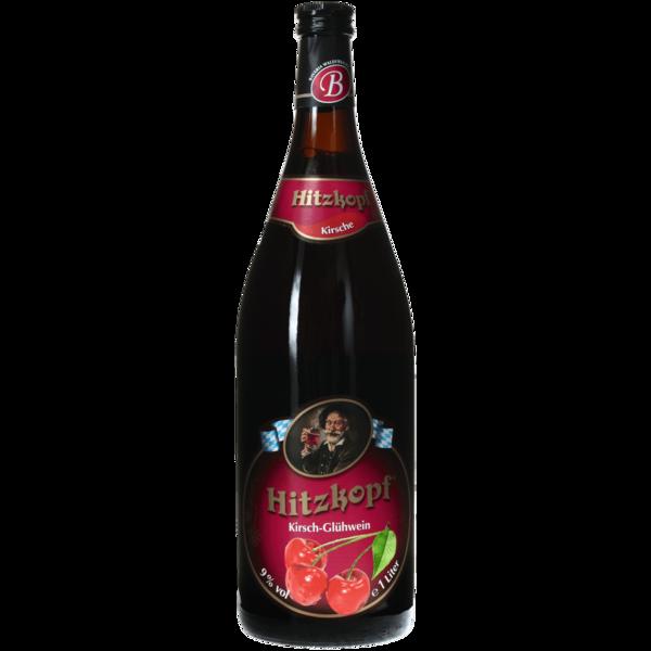 Hitzkopf Kirsch-Glühwein 1l