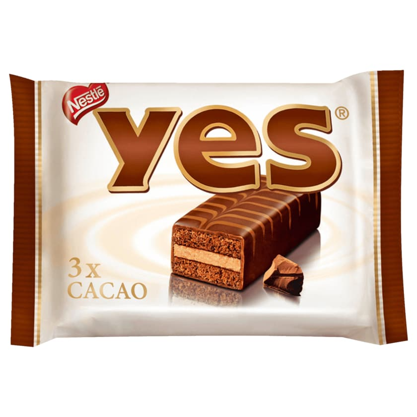 Nestlé Yes Cacao Torty 3er Multipack 3x32g