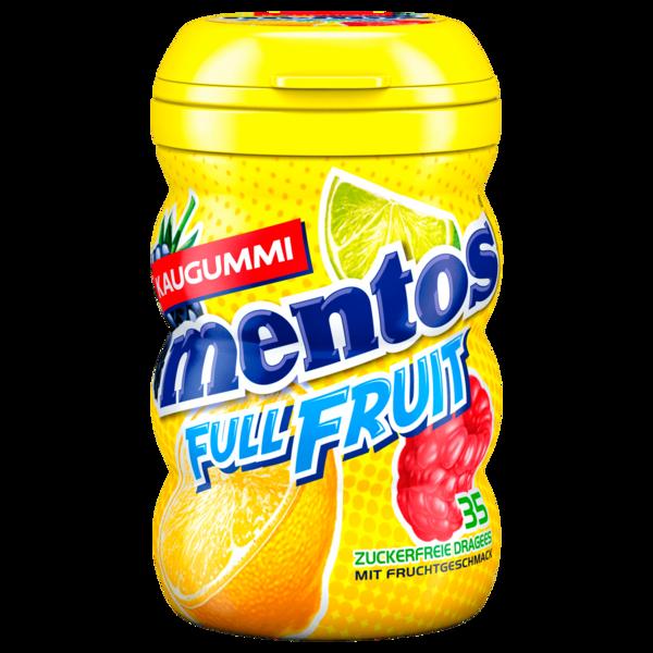 Mentos Gum Full Fruit Dose 70g