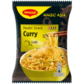 Maggi Magic Asia Instant Nudeln Snack Curry 65g