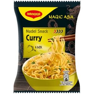 Maggi Magic Asia Instant-Nudel-Snack Curry 65g