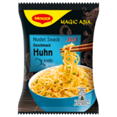 Maggi Magic Asia Instant Nudel Snack Huhn 65g