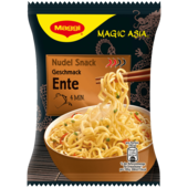 Maggi Magic Asia Instant-Nudel-Snack Ente 65g