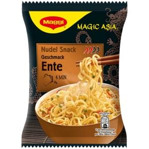 Maggi Magic Asia Instant-Nudel-Snack Ente 65g
