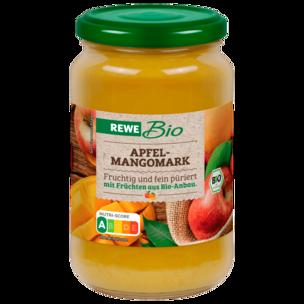 REWE Bio Apfel-Mangomark 360g