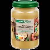 REWE Bio Apfel-Bananenmark 360g
