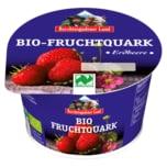 Berchtesgadener Land Bio-Fruchtquark Erdbeere 200g