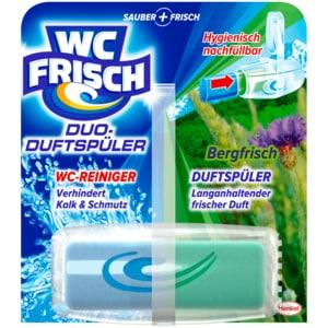 WC Frisch Duo-Duftspüler WC-Stein bergfrisch 40g