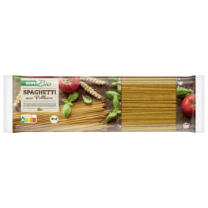 REWE Bio Vollkorn-Spaghetti 500g