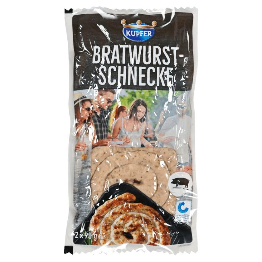 Kupfer Fränkische Bratwurstschnecken 2x90g