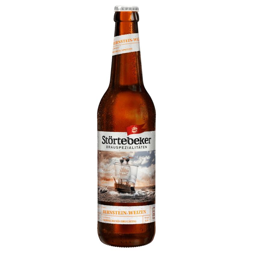 Störtebeker Bio Bernstein Weizen alkoholfrei 0,5l