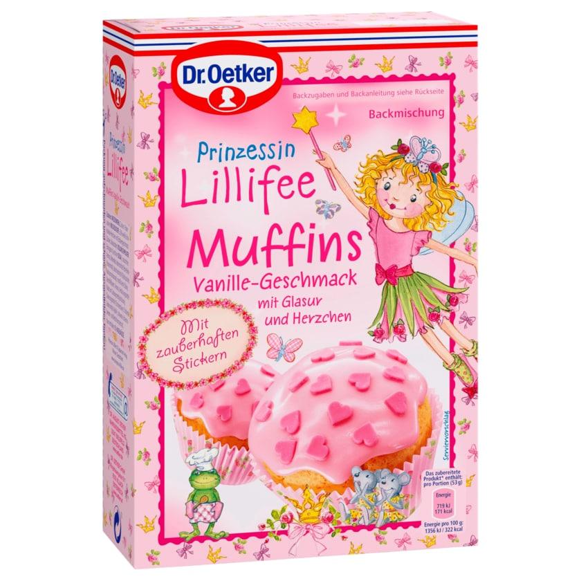 Dr. Oetker Prinzessin Lillifee Muffins Vanille-Geschmack 397g