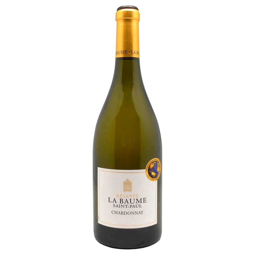 La Baume Weißwein Chardonnay Reserve trocken 0,75l