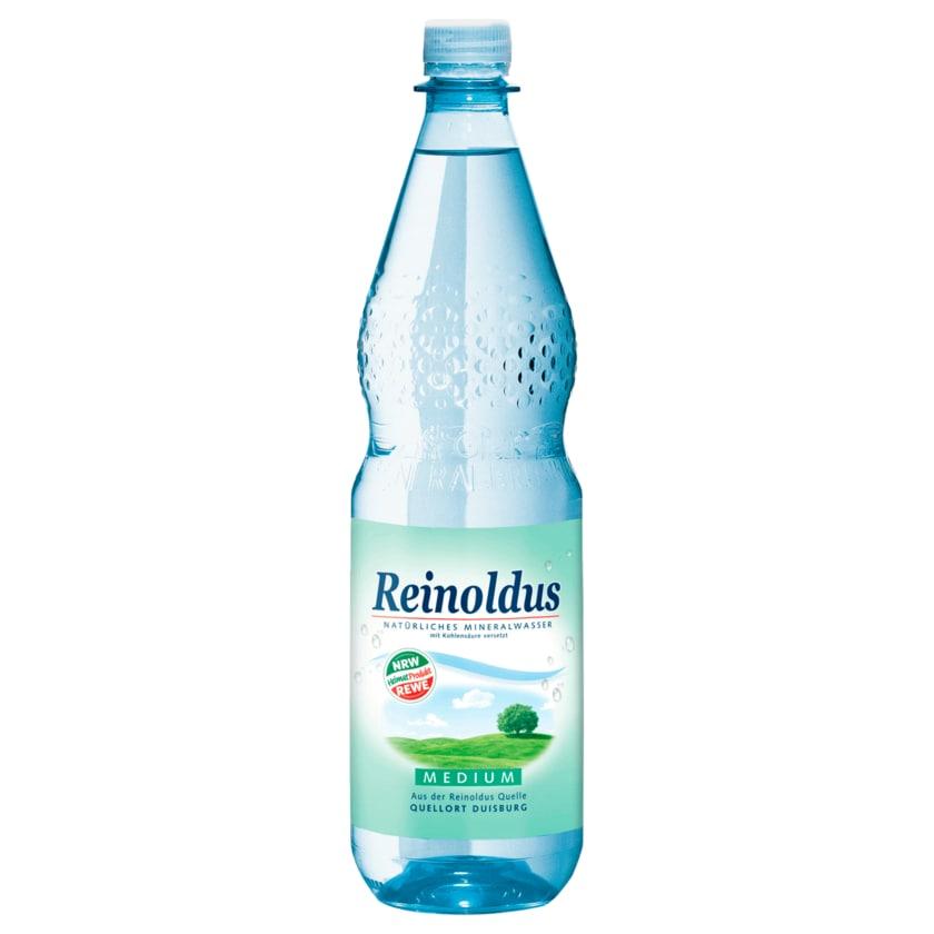 Reinoldus Mineralwasser Medium 1l