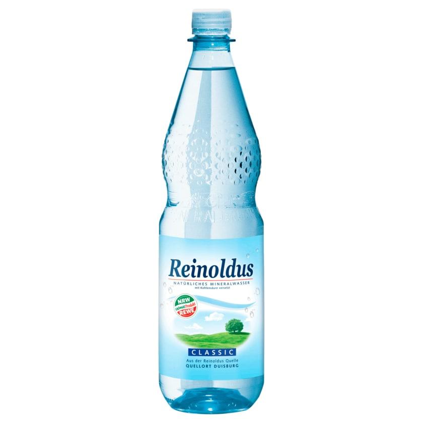 Reinoldus Mineralwasser Classic 1l