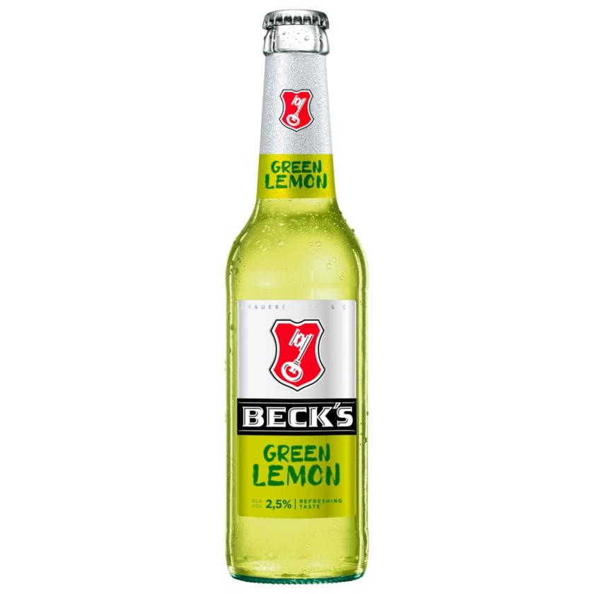 Beck's Green Lemon 0,33l