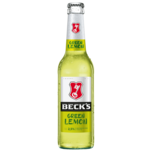 Beck's Green Lemon 0,33l