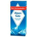 Bad Reichenhaller Markensalz 500g