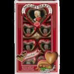 Reber Mozart-Herzl Ostern 80g