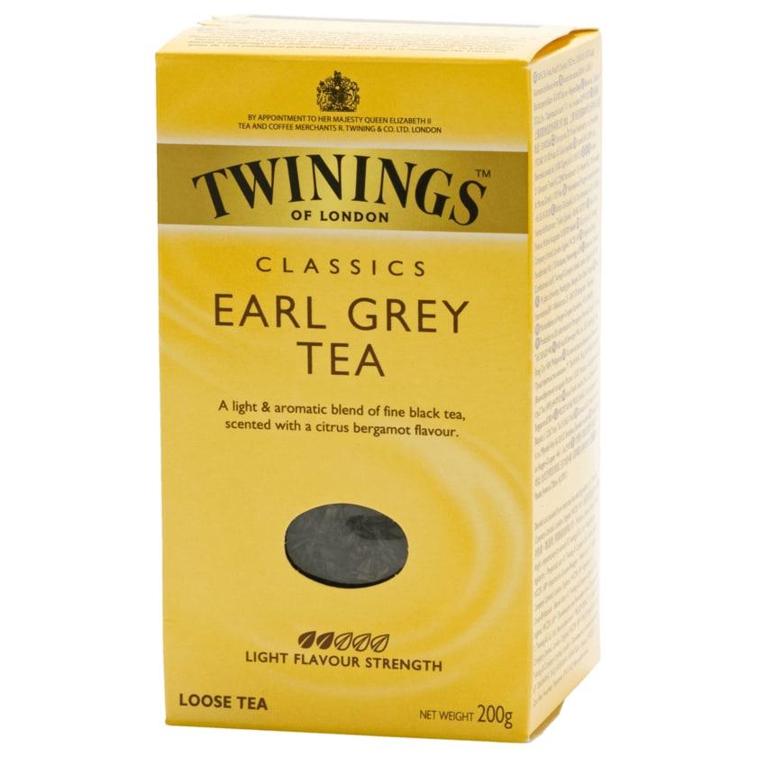 Twinings of London Earl Grey Tea 200g