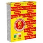 Maggi Fette Brühe Stange mit 10x10g ergibt 5 Liter