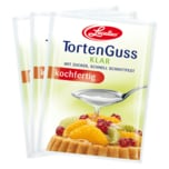 Lucullus Tortenguss kochfertig mit Zucker klar