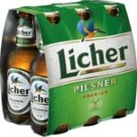 Licher Pilsner 6x0,33l