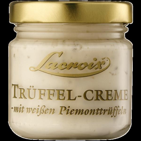 Lacroix Trüffel Creme weiß 90g