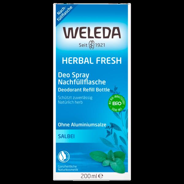 Weleda Salbei-Deodorant Nachfüller 200ml